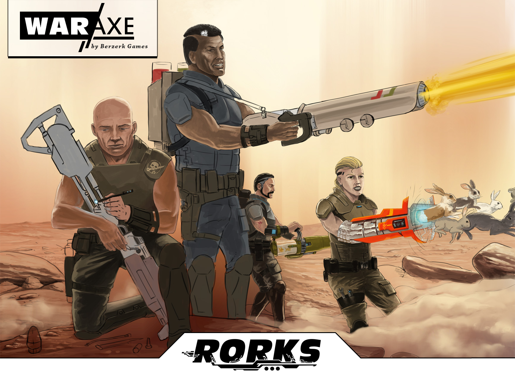 IM Challenge #1 : Jeu de figurines - Page 2 Rorksbox