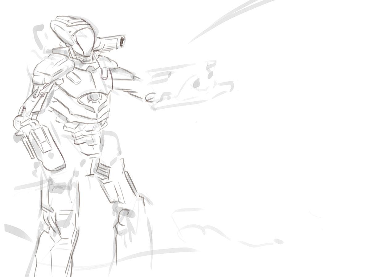 CH4 - Illustration - Combattant au corps à corps 5
