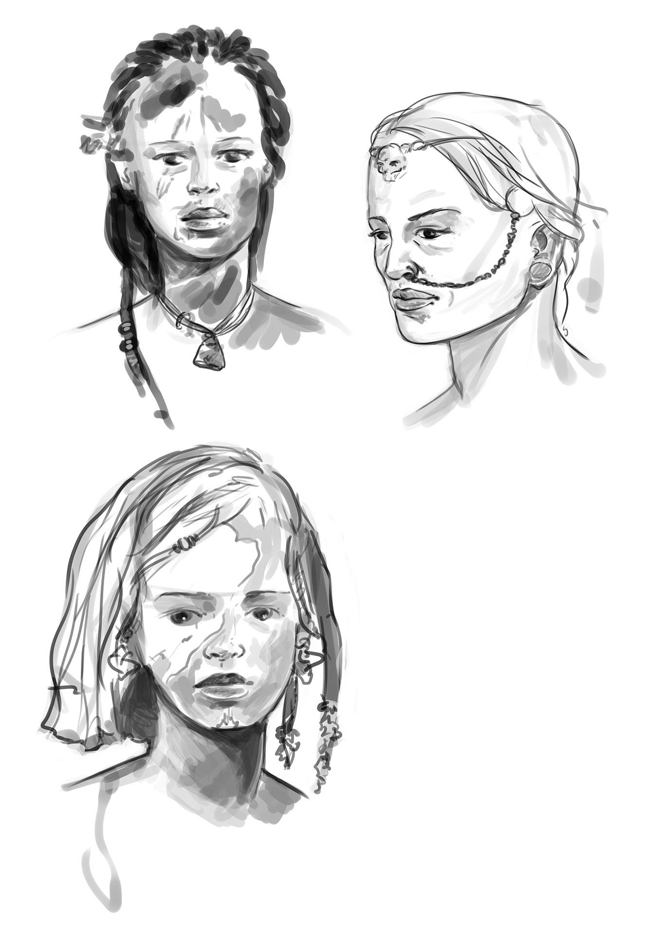 Ch5 - Personnage féminin - concept Et2