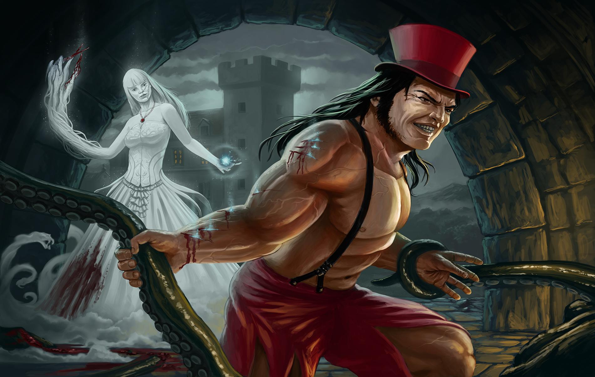 IM Challenge #7 : Monstres Hyde