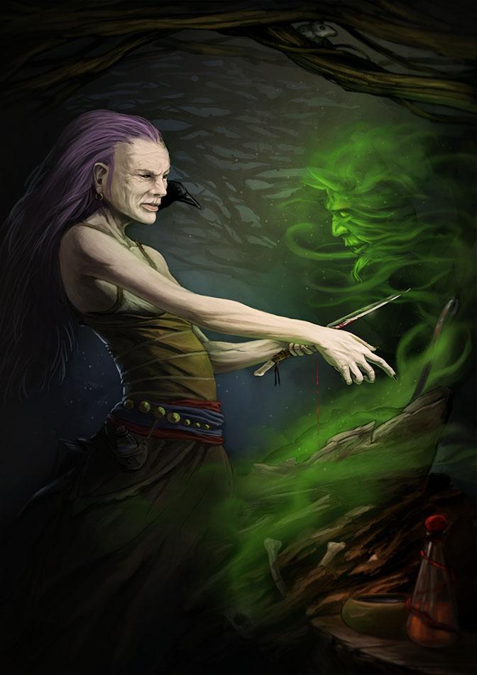 Arrêter le bénévolat et devenir pro [TEAM 10K] Witch3