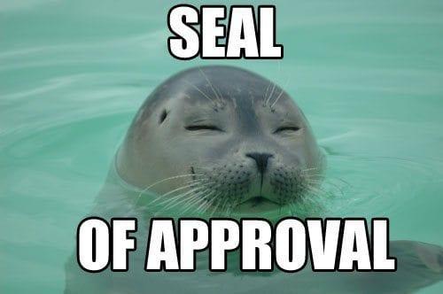 Sentences de mort et autres réjouissances ensanglantées (plugin) - Page 2 Seal-of-approval-5605