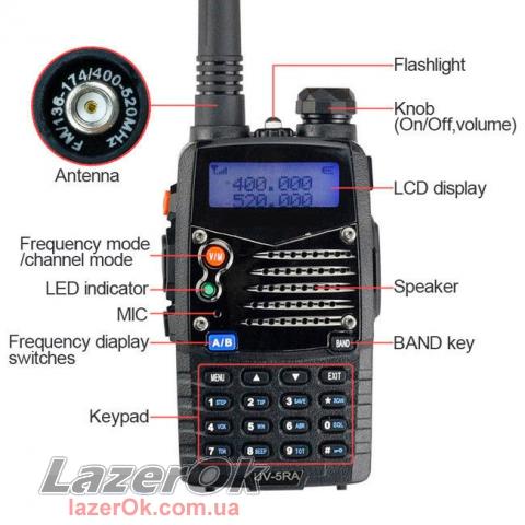 Портативные радиостанции (рации)- от производителя! 111_3