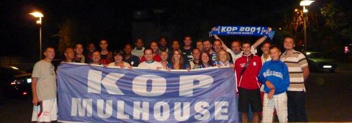La saison 2012/2013 est enfin lancée ! KOP 2001 + JOUEURS DONT MARIO, l'UNION SACREE !!! 120917-apres