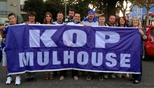 La saison 2012/2013 est enfin lancée ! KOP 2001 + JOUEURS DONT MARIO, l'UNION SACREE !!! 120917-avant