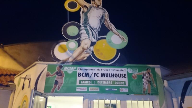 [J.10] Montbrison Masculins BC - FC MULHOUSE : 85 - 76 M0