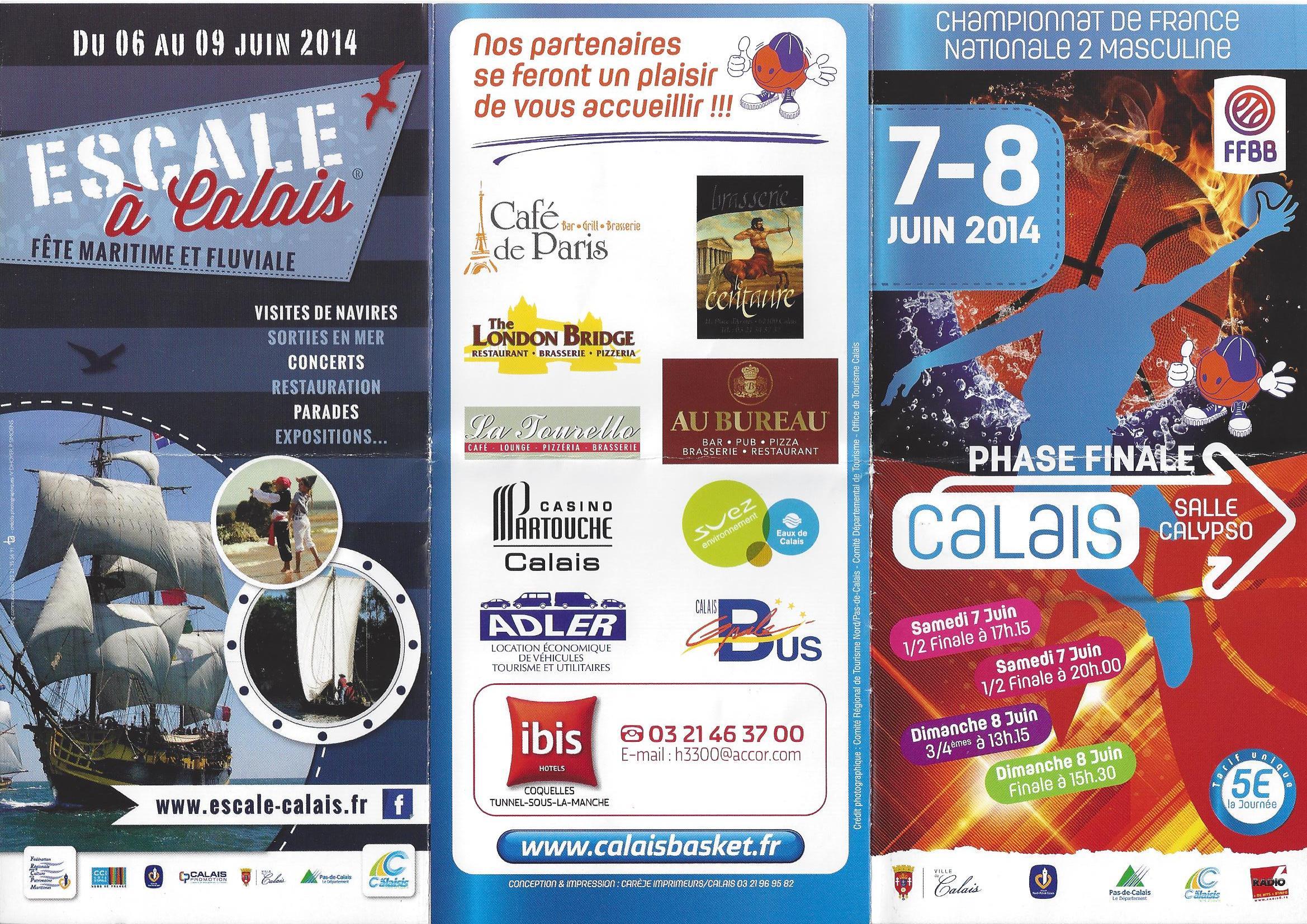 FINAL FOUR à CALAIS Calais-p1