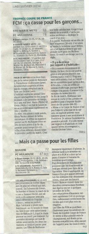 [Trophée CdF] Mulhouse Out / Les autres Resultats - Page 5 Cdf