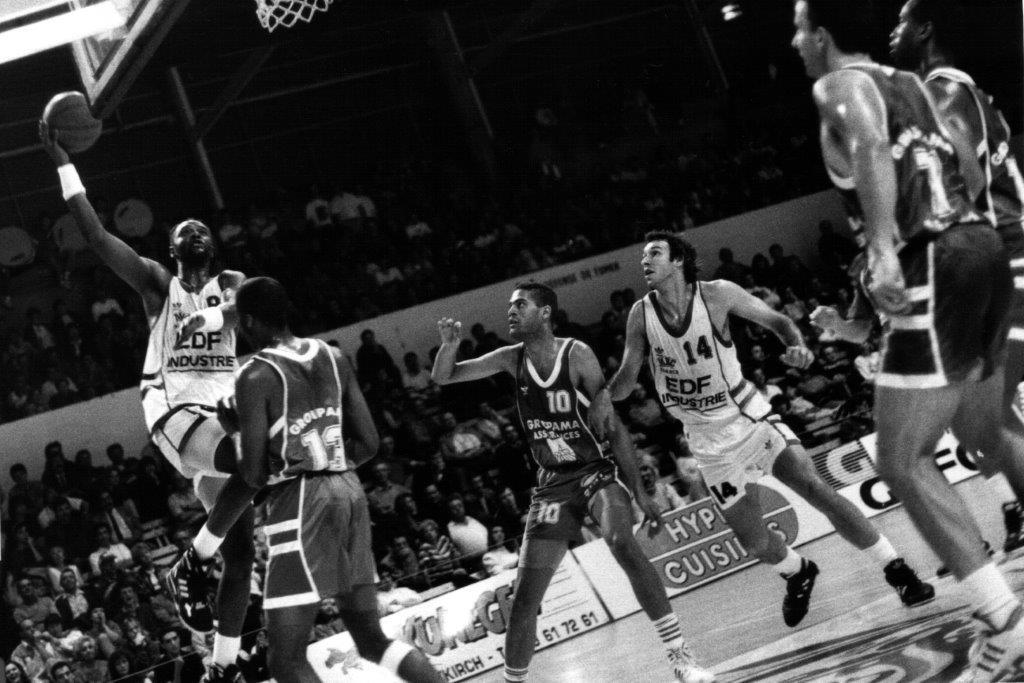 Saison 1991/92 - N1A (Pro A) Bryant