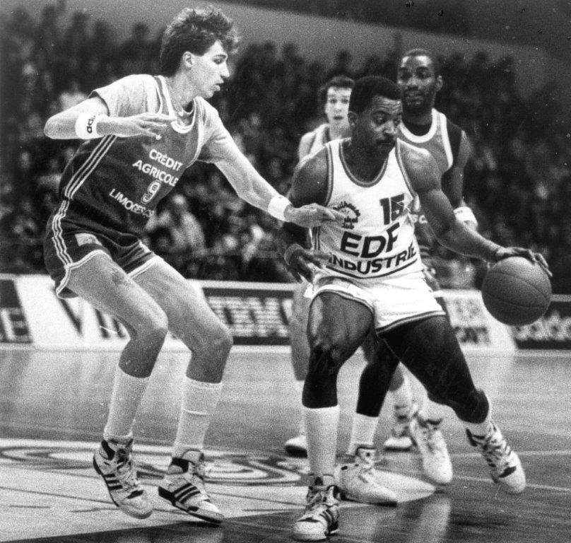 Saison 1989/90 - N1A (Pro A) Davis1