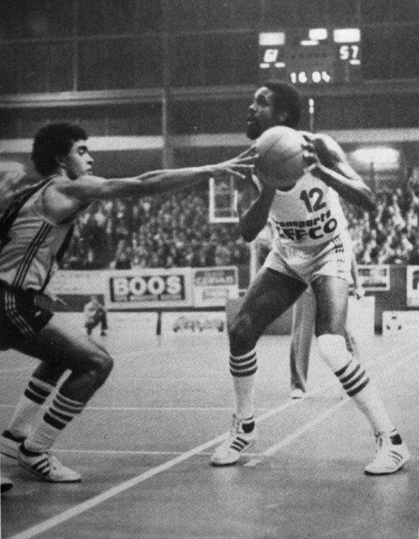 Saison 1979/1980 - N1 (Pro A) Meely