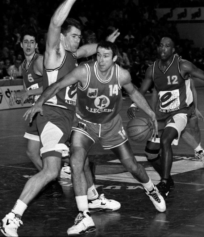 Saison 1993/94 - Pro B Szanyel