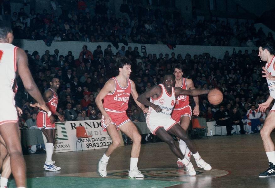 Saison 1990/91 - N1A (Pro A) Toupane