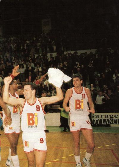 Saison 1988/89 - N1A (Pro A) Ssp-2