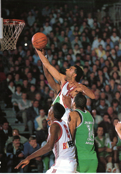 Saison 1988/89 - N1A (Pro A) Ssp-5