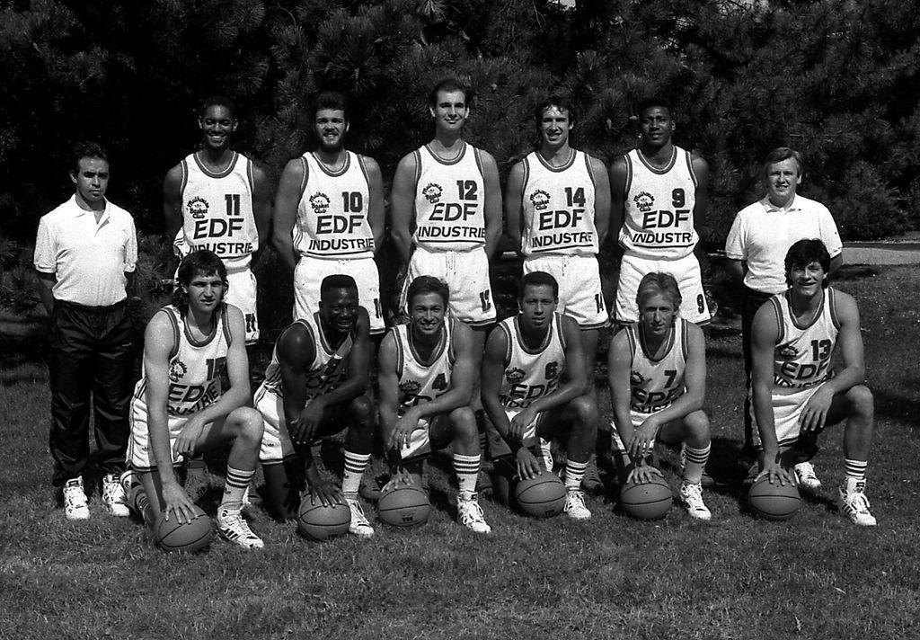 Saison 1990/91 - N1A (Pro A) Pb1990