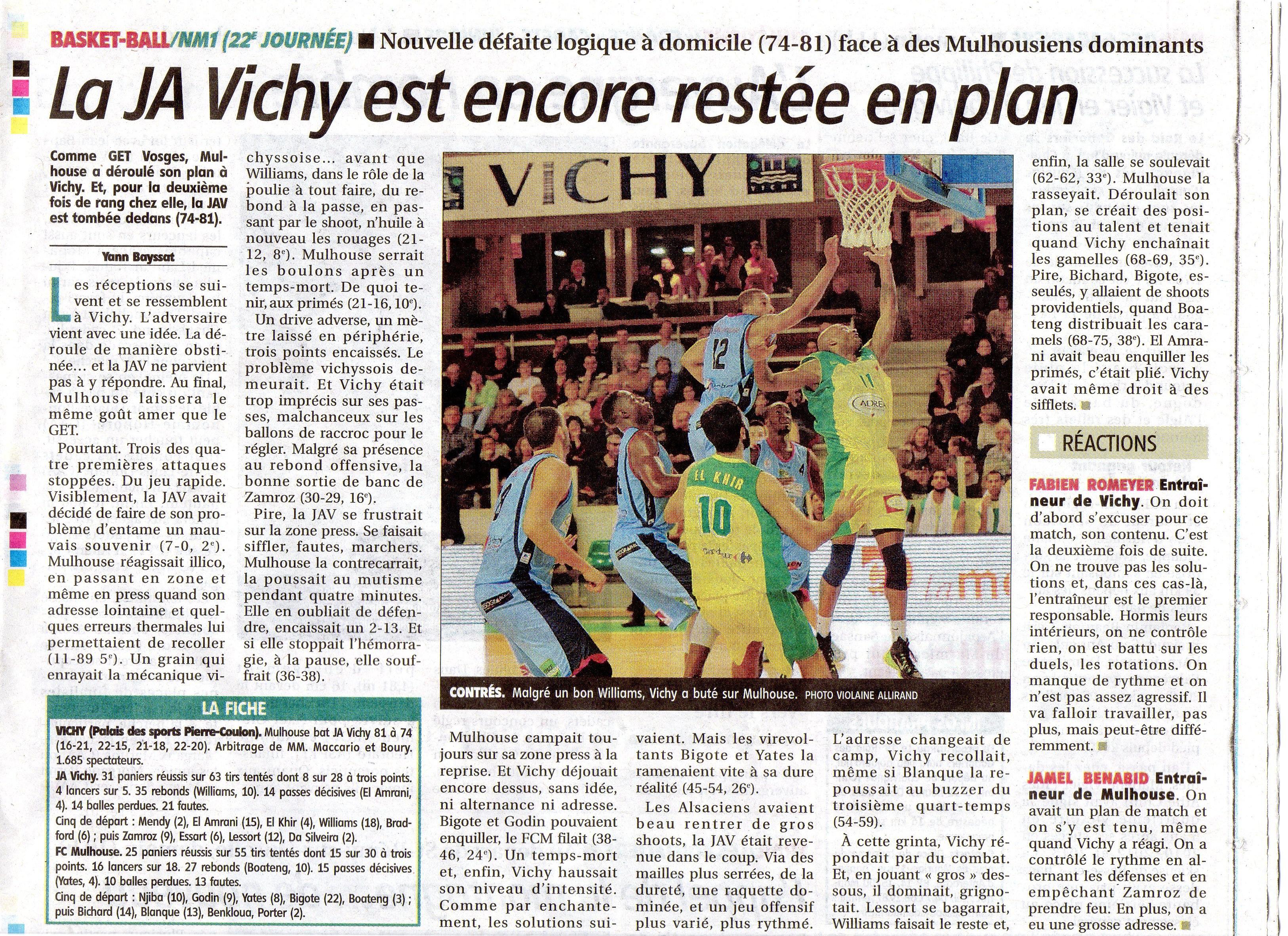 [J.22] VICHY - FCM : Exploit mulhousien: 74-81! - Page 5 Vichy1120
