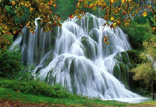 une cascade  - ajonc - 24 août 2016 trouvé par Martine CascadeErzenbach