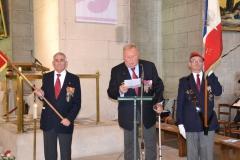 C'est à Périgueux  que les parachutistes ont célébré  la fête de Saint- Michel , Patron des parachutistes 3628635574