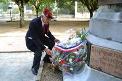 C'est à Périgueux  que les parachutistes ont célébré  la fête de Saint- Michel , Patron des parachutistes 2169602827