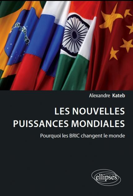 Ce rapport du NIC qui est une référence majeure  pour toutes les chancelleries du monde... Nouvellespuissancesmondiales