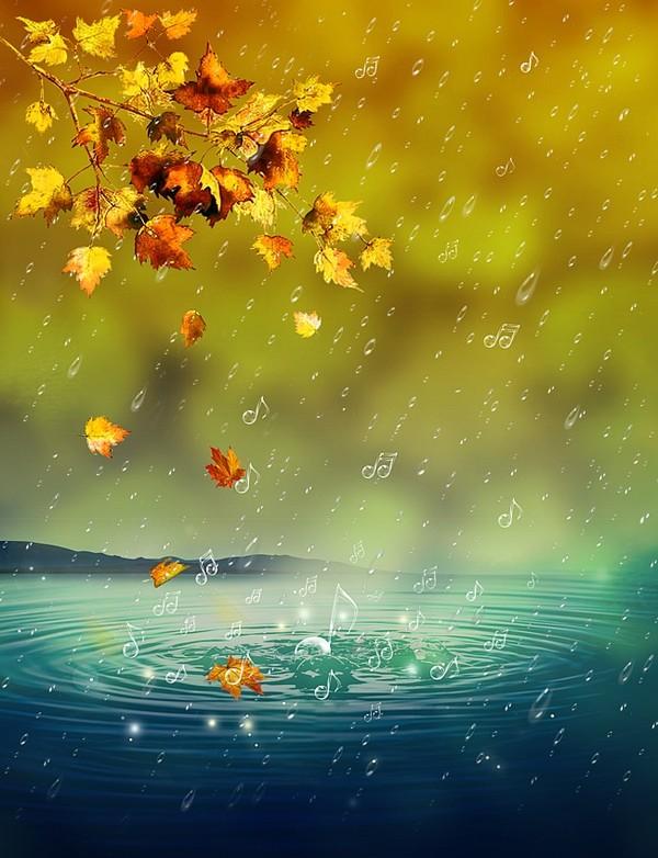 Bajo la lluvia 732e1714