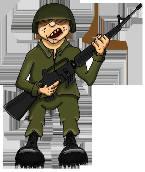 ~Sawa est là~ Soldat