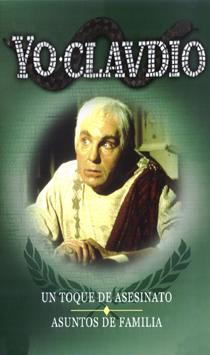 """novelas de Robert Graves: """"Yo, Claudio"""" (año 1934) - """"Claudio, el dios, y su esposa Mesalina"""" (año 1943) - en los mensajes breve biografía y las novelas """"El vellocino de oro"""" (1944), """"El conde Belisario"""" (1938) y """"Rey Jesús"""" (1946), del mismo autor YO%20CLAUDIO"""