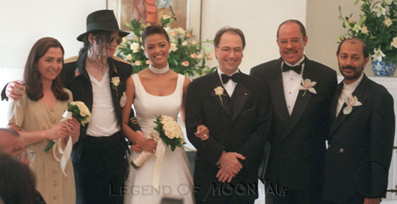 Raridades: Somente fotos RARAS de Michael Jackson. - Página 4 971007_wedding02