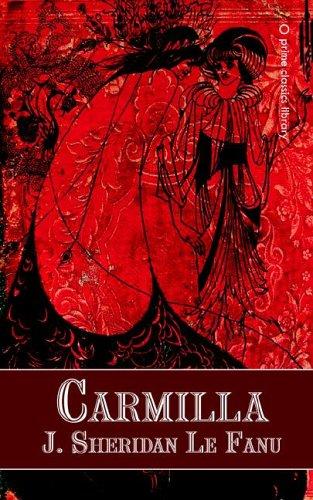Carmilla - Joseph Sheridan Le Fanu Hljyrjga