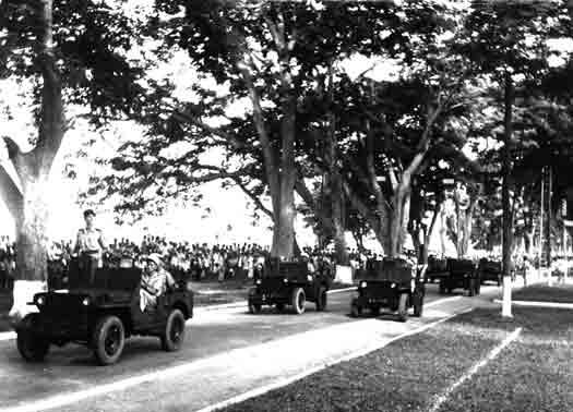 Un peloton original et peu connu :  Le peloton de jeeps blindées du 9ème escadron du 1er REC  (Laos - mai-novembre 1953) . Revuepjb