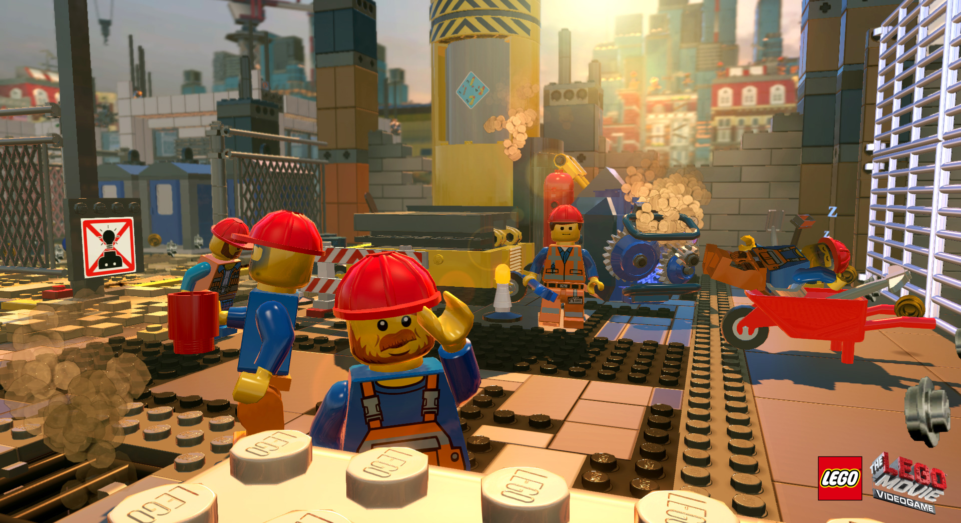 The LEGO Movie Videogame Tlm_bricksburg16_26490