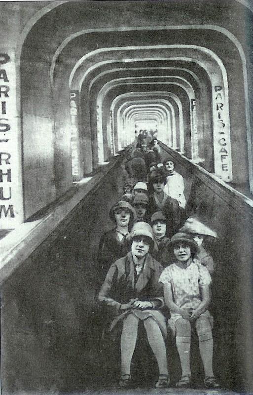 L'escalier roulant Num_riser1