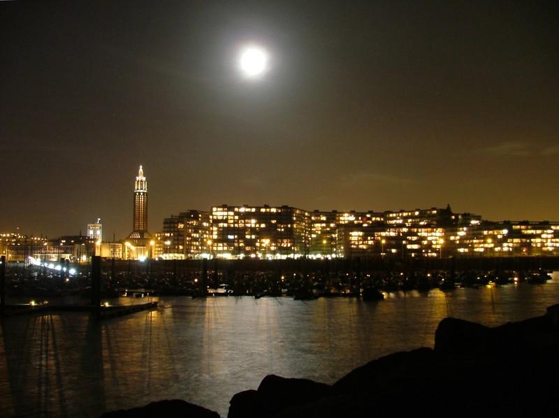 [Le Havre] Plan lumière Clair_de_lune