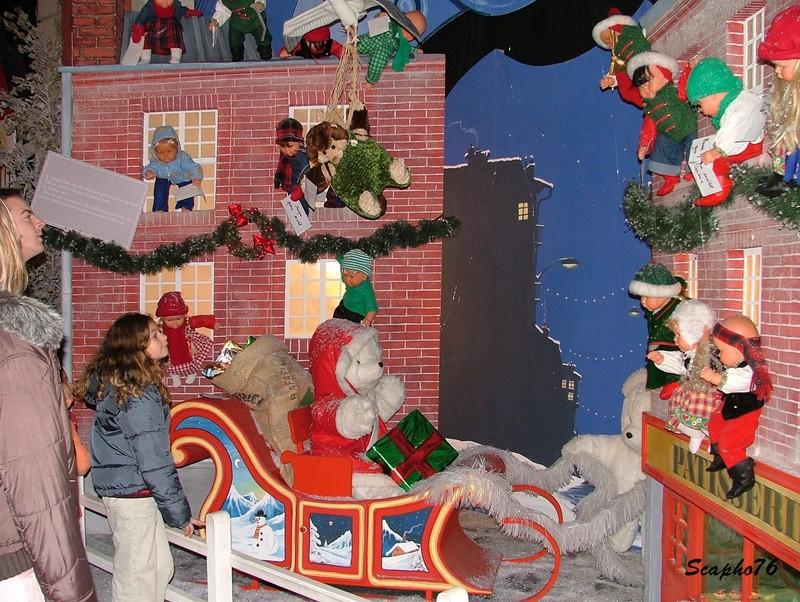 Photos de nuit des décorations de Noël dans votre ville HV31