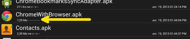 Supprimer les logiciels préinstallés d'Android Adnroid-root-explorer-5