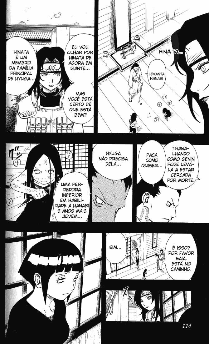 Sakura e Sarada vs. Hanabi e Himawari 10