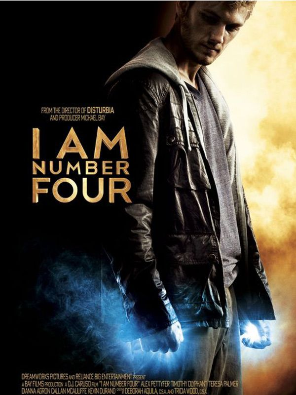 I am number four [DF] 0eec22ea