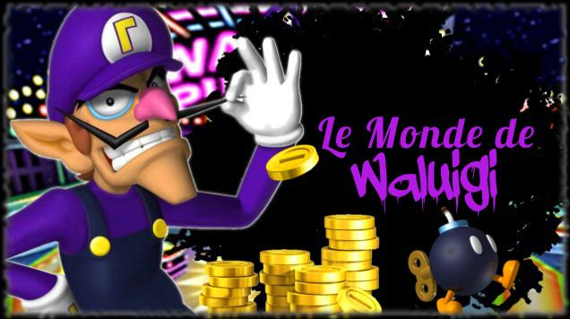 Le Monde De Waluigi