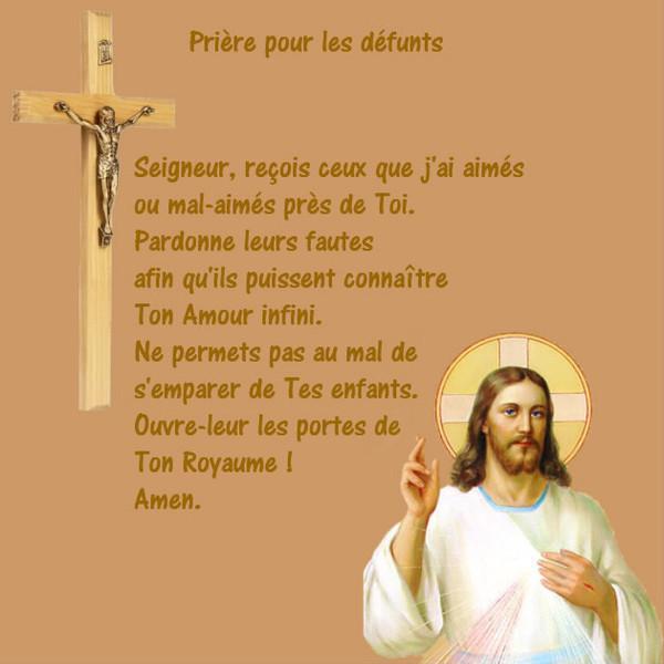 Novembre : Prions pour nos chers défunts les âmes du Purgatoire ! C44801fc