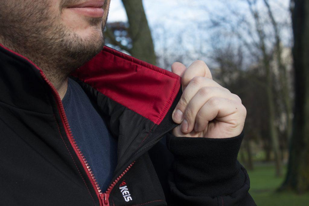 KEIS - Une nouvelle marque de vêtements chauffants arrive en France Keis-veste-chauffante-j501-test-motarologue-3-1024x683