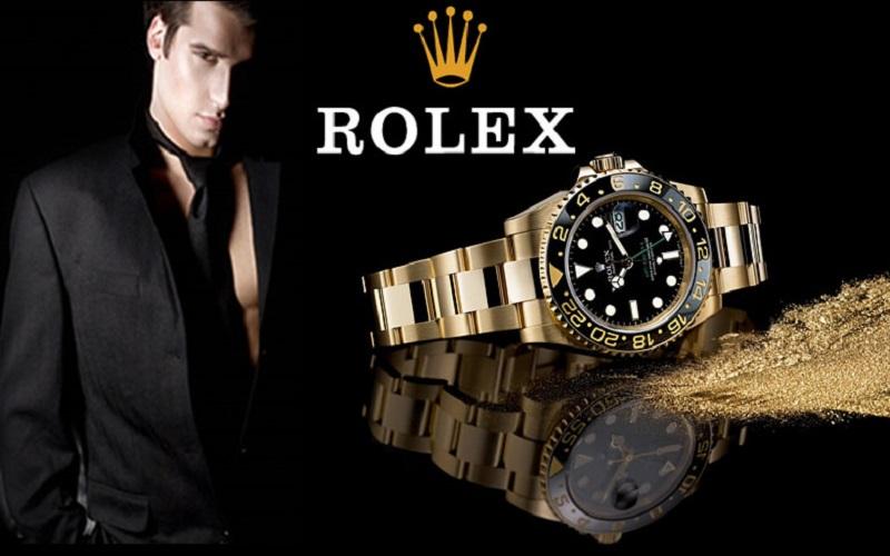 Lựa chọn đồng hồ cơ hay quartz Anh1-rolex