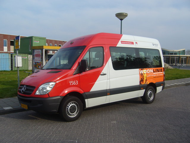 Buses in your hometown 1267_veoliaEbuurtbus