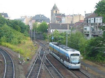 Heropening spoorlijn Duinkerke - Adinkerke ? Sar01