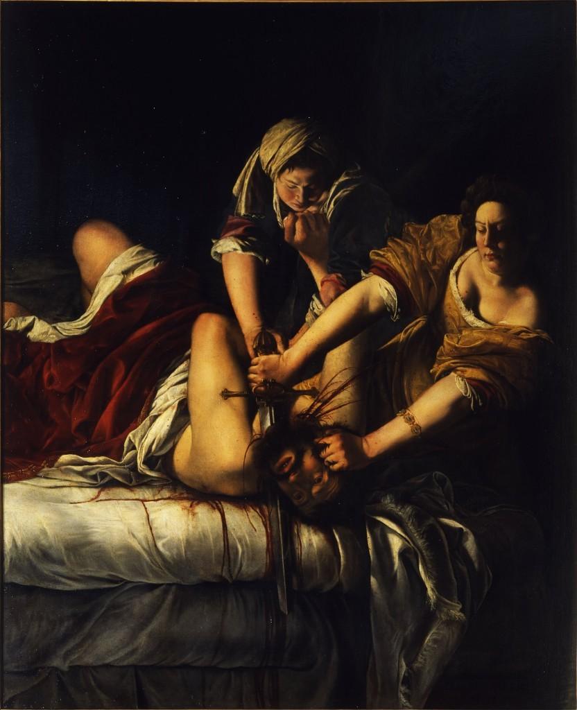 Žene u vajarstvu Artemisia_Gentileschi_-_Giuditta_decapita_Oloferne_-_Google_Art_Project-832x1024
