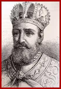Lieux de naissance et de mort des Rois de France Carolin4