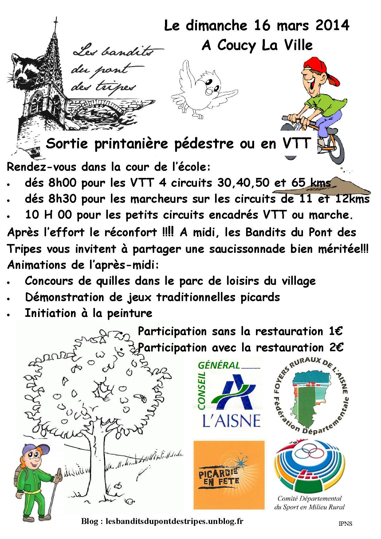la printaniére des bandits du pont des tripes 16 mars 2014 - Page 2 Sortie-pintaniere-bandits-2013