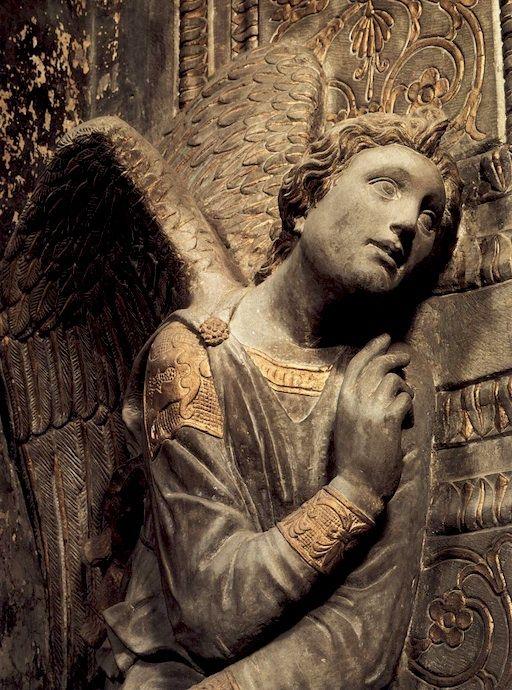 Ave à saint Gabriel Archange LAnge%20Gabriel%20par%20Donatello