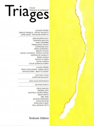Revue Triages, N°23 3056210294