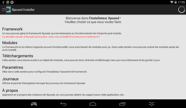 [Tuto] Customiser sa tablette android (heure, wifi, batterie) 02